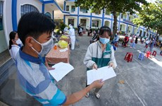 Bộ Y tế kêu gọi người dân phòng chống COVID-19 qua ''Thông điệp 5K''