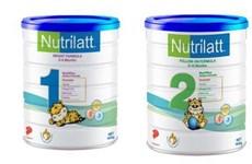 Hà Nội lấy các sản phẩm sữa Nutrilatt 1 và Nutrilatt 2 để kiểm nghiệm