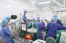 Kỷ lục ghép 23 tạng trong thời gian ngắn tại Bệnh viện Việt Đức