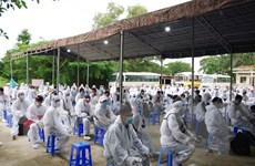 Kiểm soát chặt chẽ các trường hợp người nhập cảnh vào Việt Nam