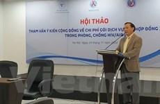 Hoàn thiện chính sách về hợp đồng xã hội trong phòng chống HIV