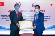 JICA nâng cao hợp tác toàn diện trong lĩnh vực y tế với Việt Nam