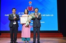 80.000 tác phẩm tham dự Cuộc thi viết về thầy cô và mái trường