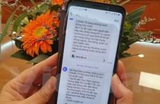Hơn 14 tỷ tin nhắn gửi về khuyến cáo phòng chống dịch bệnh COVID-19