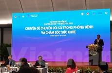 Dịch COVID-19: Bộ Y tế đã nắm bắt thời cơ để thúc đẩy chuyển đổi số