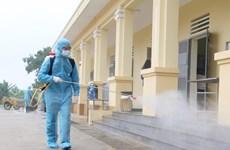 Sở Y tế Hà Nội báo cáo nhanh trường hợp mắc COVID-19 mới