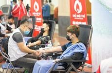 Thiếu 13.000 đơn vị máu dành cho cấp cứu và điều trị dịp Tết