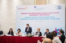 Việt Nam tiên phong áp dụng đánh giá mới về hệ thống y tế