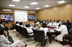 Bệnh viện Việt Đức được công nhận là trung tâm đào tạo chuẩn toàn cầu