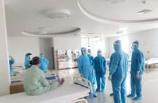 Bệnh viện Bạch Mai cơ sở 2 tiếp nhận 151 người là F1 đặc thù