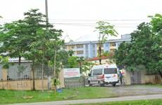 Ghi nhận chùm 14 ca mắc COVID-19 tại Bệnh viện Bệnh Nhiệt đới TW