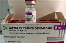 Việt Nam đã tiếp nhận thêm gần 1,7 triệu liều vaccine COVID-19
