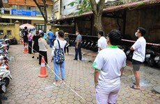 Hà Nội đã có 82 ca mắc COVID-19 trong cộng đồng kể từ ngày 29/4