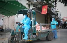 'Chảo lửa' COVID-19 tại Bắc Giang: Cuộc chiến không đơn độc