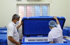 GAVI-UNICEF hỗ trợ tủ lạnh chuyên dụng bảo quản vaccine cho Việt Nam