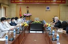 UNICEF cam kết hỗ trợ thúc đẩy để nhanh chóng có vaccine về Việt Nam