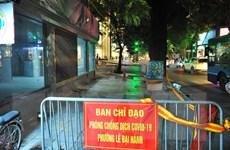 Hà Nội ghi nhận thêm 13 trường hợp mắc COVID-19 mới trong ngày 14/7