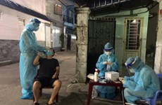 Hơn 4.400 nhân viên y tế cả nước đã hỗ trợ TP.HCM chống dịch COVID-19