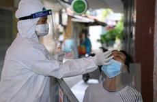 Hà Nội ghi nhận thêm 26 trường hợp mắc mới COVID-19 tại nhiều ổ dịch