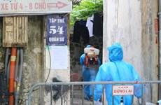 Trưa 22/7, Hà Nội ghi nhận thêm 34 ca dương tính SARS-CoV-2
