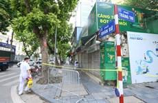 Sáng 23/7, Hà Nội ghi nhận thêm 21 trường hợp mắc mới COVID-19