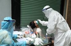 Hà Nội: Thêm 24 ca mắc COVID-19, trong đó 17 ca ở Bệnh viện phổi