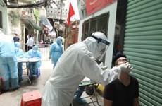 Sáng 28/7, Hà Nội ghi nhận thêm 18 ca mắc COVID-19 tại 4 chùm ca bệnh