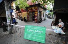 Sáng 3/8, Hà Nội có thêm 29 ca mắc mới, nhiều ca ở công ty Thanh Nga