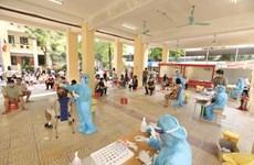 Trưa 2/8, Hà Nội ghi nhận thêm 52 ca mắc mới COVID-19 ở 5 chùm bệnh