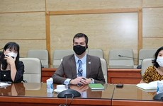 USAID, CDC Hoa Kỳ cam kết hỗ trợ Việt Nam phòng, chống COVID-19