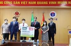 Việt Nam nhận gói hỗ trợ phòng chống dịch COVID-19 từ Saudi Arabia