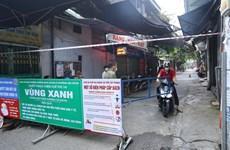 Sáng 10/8, Hà Nội ghi nhận 14 ca mắc COVID-19 tại 5 quận, huyện