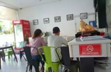 Đẩy mạnh xây dựng nhà hàng, quán cà phê nói không với khói thuốc lá