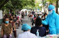 Chiều 13/8: Hà Nội thêm 58 ca mắc mới, trong đó có 20 ca cộng đồng