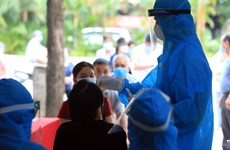Chiều 27/8: Hà Nội ghi nhận 21 ca mắc mới COVID-19, 17 ca cộng đồng