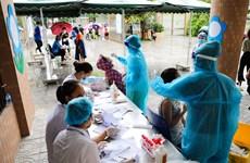 Chiều 16/9: Hà Nội thêm 3 ca mắc COVID-19 đều ở quận Thanh Xuân