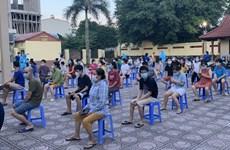 Sáng 20/9: Hà Nội thêm 3 ca mắc COVID-19, 1 ca cộng đồng ở Hoàng Mai