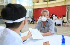 Chiều 21/9: Hà Nội thêm 2 ca mắc COVID-19 ở Thanh Trì, Hoàng Mai