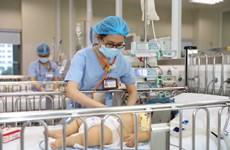 Cảnh báo nhiều trẻ bị nhiễm khuẩn huyết do tụ cầu từ mụn, vết xước