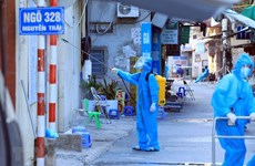 Chiều 23/9: Thành phố Hà Nội không ghi nhận ca bệnh mắc COVID-19