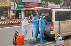 Hà Nội thêm 2 ca mắc COVID-19 liên quan đến Bệnh viện Việt Đức