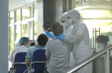 Bộ Y tế thông tin về việc xét nghiệm kháng thể SARS-CoV-2