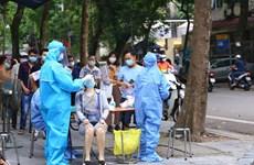 Hà Nội thêm 5 ca mắc COVID-19 có liên quan Bệnh viện Việt Đức