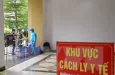 Ngày 18/10: Thành phố Hà Nội ghi nhận 5 trường hợp mắc COVID-19