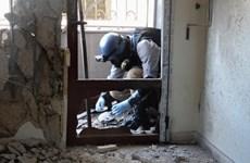 Quân nổi dậy tại Syria lại sử dụng vũ khí hóa học