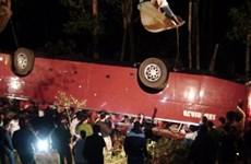 Nạn nhân cuối cùng vụ lật xe tại Lào Cai đã xuất viện