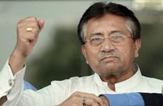 Tòa án Pakistan ra lệnh thả cựu Tổng thống Musharraf
