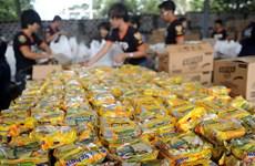 Quốc tế hỗ trợ Philippines khắc phục hậu quả bão Haiyan