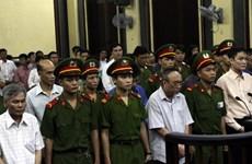 Hai án tử hình cho vụ tham nhũng tại công ty ALCII