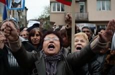 Làn sóng biểu tình bùng nổ tại Bulgaria, Pháp và Italy